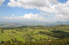 Great Rift Valley Royalty Free Stock Photo