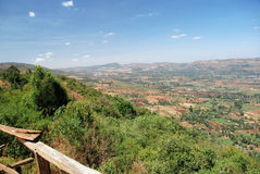 Great Rift Valley, Kenya Stock Photography
