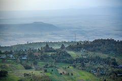 Great Rift Valley landscape, Kenya Royalty Free Stock Photos