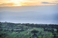 Great Rift Valley landscape, Kenya Stock Photos