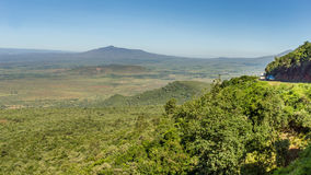 The Great Rift Valley Royalty Free Stock Photography