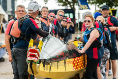 The Great River Race Stock Photography