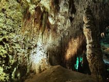 The Great Room - Carlsbad Caverns Royalty Free Stock Image
