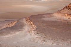 The great sahara desert near siwa, western Egypt Royalty Free Stock Photo