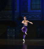 """Great sailor- ballet """"One Thousand and One Nights"""" Royalty Free Stock Photography"""