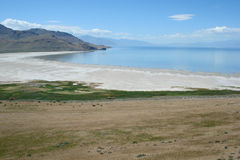 Great Salt Lake Stock Foto's