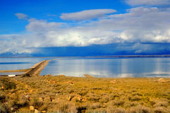 Great Salt Lake stock foto's