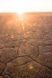 Great Salt Lake Stockbild