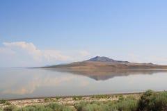 Great Salt Lake Stock Afbeeldingen