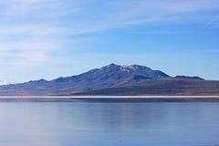 Great Salt Lake Stock Photo