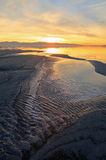 Great Salt Lake. Royalty Free Stock Image