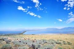 Great Salt Lake Royalty Free Stock Photos