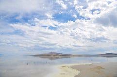 Great Salt Lake Royalty Free Stock Image