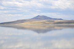 Great Salt Lake Stock Photo