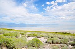 Great Salt Lake Stock Images