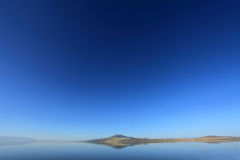 Great Salt Lake, Utah Royalty Free Stock Photos