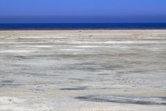 Great Salt Lake of Utah Royalty Free Stock Image