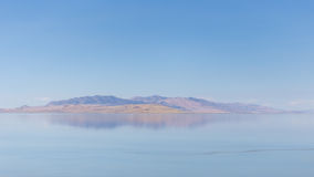 Great salt lake Royalty Free Stock Photography