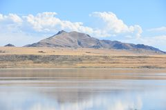 Great Salt Lake in Utah Royalty Free Stock Photography