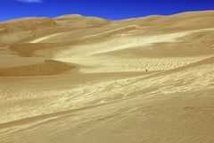 The Great Sand Dunes Royalty Free Stock Images