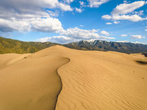 Free Great Sand Dunes Royalty Free Stock Images - 82096369