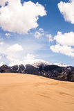 Great Sand Dunes Colorado Stock Image