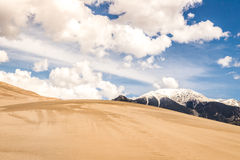 Great Sand Dunes Colorado Royalty Free Stock Photo