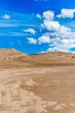 Great Sand Dunes Colorado Stock Image