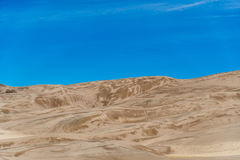 Great Sand Dunes Colorado Stock Photo