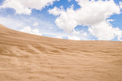 Great Sand Dunes Colorado Royalty Free Stock Photo