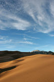 Great Sand Dunes National Park, CO Royalty Free Stock Image