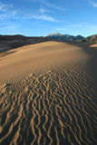 Great Sand Dunes National Park, CO Royalty Free Stock Photos
