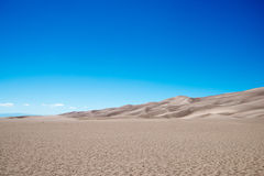 Great Sand Dunes Royalty Free Stock Photo