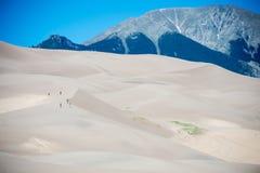 Great Sand Dunes Stock Photos