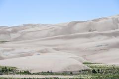 Great Sand Dunes Royalty Free Stock Photos