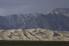 Great Sand Dunes National Park Royalty Free Stock Images