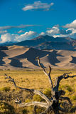 Great Sand Dunes National Park Colorado Stock Image