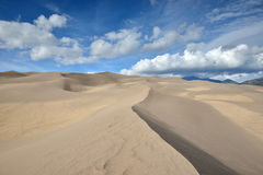 Great Sand Dunes National Park, Colorado Stock Photography