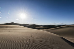 Great Sand Dunes National Park, Colorado, USA Stock Photos