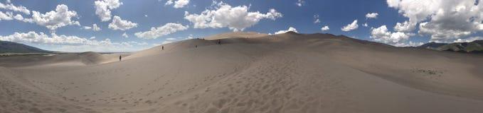 Great sand dunes national park royalty free stock photos