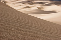 Great Sand Dunes National Park and Preserve 10 Royalty Free Stock Photography