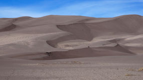 Great Sand Dunes National Park and Preserve, Colorado Royalty Free Stock Photography