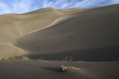 Great Sand Dunes National Park in Southern Colorado Stock Photos