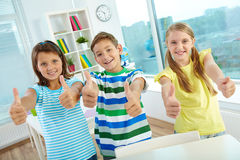 Great school life Stock Images