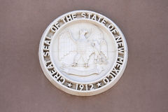 Great Seal of the State of New Mexico Royalty Free Stock Photo
