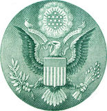 Great Seal of United States Stock Photography