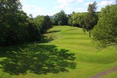 Great Serpent Mound, Peebles, Ohio Stock Photos