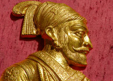 The Great Shivaji Maharajah Stock Image