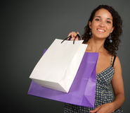 Great shopping Royalty Free Stock Image