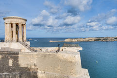 Great Siege Memorial in Valletta, Malta Royalty Free Stock Images
